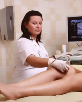 Ultrasound of the lower extremities